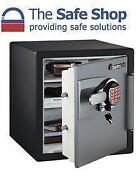 Fire Proof Security Safe