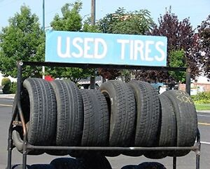 BEST PRICES GUARANTEED --- USED TIRE SALE +FREE --- call NOW