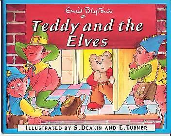 TEDDY AND THE ELVES Enid Blyton ~ SC 1995 Perth Region Preview