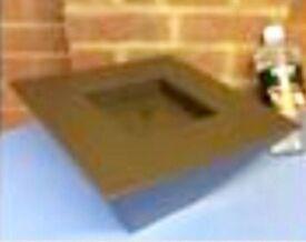 Indoor/outdoor gel burner