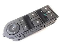 Used, Vauxhall Astra H, Zafira B Front Window Switch for sale  Strabane, County Tyrone