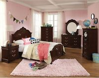 Kids 4 pcs double bedroom set for sale!!!