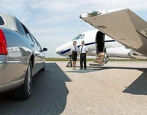 Airport Limousine Airport Limo to and From Durham Region Whitby Limo Oshawa Limo Ajax Limo Bowmanville Limo