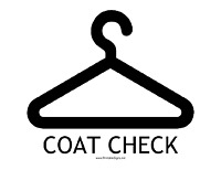 Looking for Part Time Coat check worker in DT