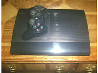 ps3 slim boxed 6 games