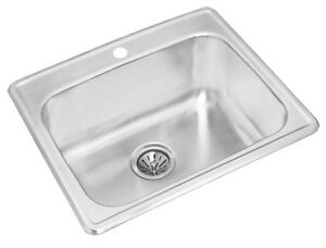 NOVANNI UTILITY STAINLESS STEEL SINK