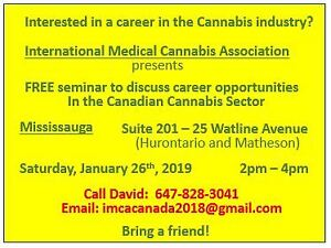 Learn about careers in the Cannabis industry