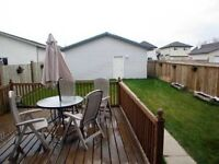 Don't miss out-Fully furnished Timberlea house for sale