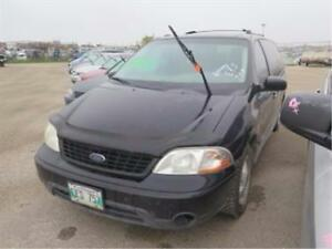 Parting Out a 2003 FORD WINDSTAR SPORT