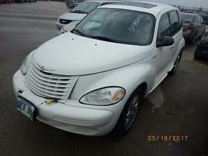 Parting Out 2003 CHRYSLER PT CRUISER LIMITED