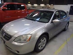 Parting Out 2004 NISSAN ALTIMA 2.5 S