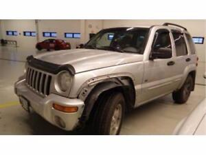 Parts for 2002-2007 Jeep Liberty