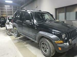 PARTING OUT 05 JEEP LIBERTY RENEGADE Manitoba Preview
