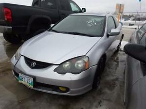 PARTING OUT 2002 ACURA RSX PREMIUM