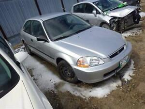 Parting Out hatchback 1998 HONDA CIVIC DX