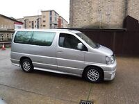 Nissan Elgrand 8 SEATER AUTOMATIC