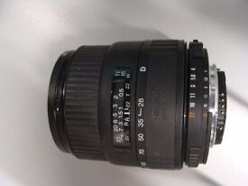 Sigma UC Lens 28-105mm 1:4-5.6