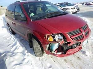 Parting Out a 2005 DODGE GRAND CARAVAN