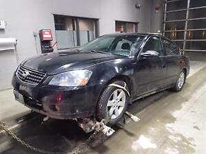 Parting Out 2005 NISSAN ALTIMA 3.5 SE Manitoba Preview