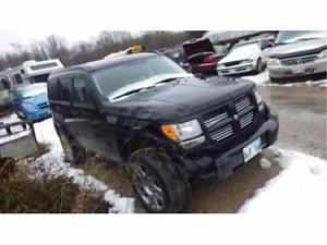 Parting Out a 2007 DODGE NITRO RT