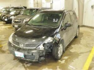 Parting Out a 2007 NISSAN VERSA 1.8 SL