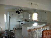located Parlee beach area. All furnished. 20 min. to Moncton.