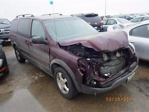 Parts for 2005-2009 Pontiac Montana