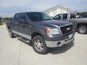 SAFTIED 2006 FORD F150 SUPERCREW 4WD