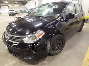 Parting Out 2009 NISSAN VERSA 1.8 S