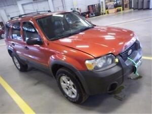 Parting Out 2001 to 2006 FORD ESCAPE XLT V6