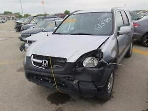 Parting Out 2002 HONDA CR-V