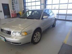 Parting Out 1999 AUDI A4 1.8T QUATTRO