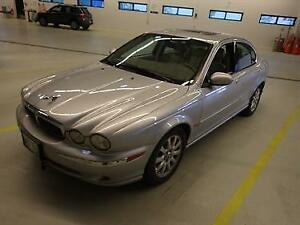 Parting Out 2002 JAGUAR X TYPE 2.5 Manitoba Preview