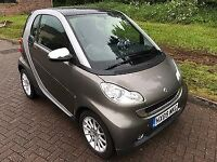 Comfortable and reliable Smart Car in excellent condition.