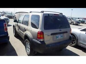Parting Out 2007 FORD ESCAPE XLT V6