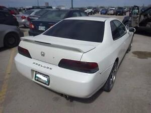 Parting Out 2001 HONDA PRELUDE SE