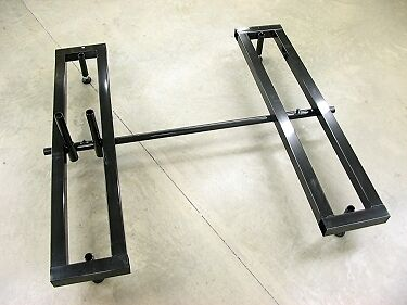 Used, RACING GO KART LEATHERNECK SCALE FIXTURE HEAVY DUTY STAND STEEL NEW HEAVY DUTY for sale  Shipping to Canada