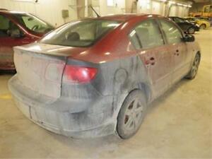 2004-2008 Mazda 3 GS Parts