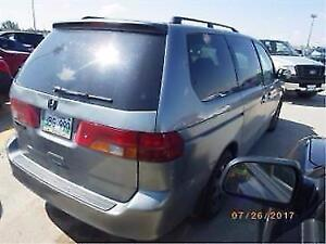 Parts for 1999 to 2004 HONDA ODYSSEY