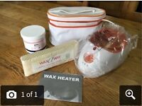 Pro Wax kit