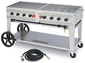 5'Used Crown Varity BBQ