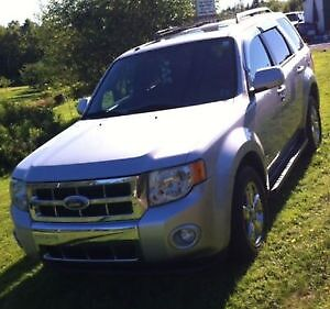 2009 Ford Escape limited Edition