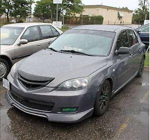2007 Mazda Mazda3 Sport S Touring Hatchback