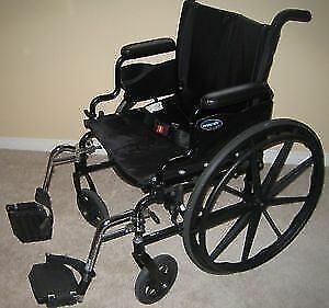 Invacare 9000XT Custom Built Manual Wheelchair