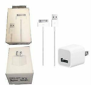 Apple USB Power Adapter with Cable (MB352LL/C)