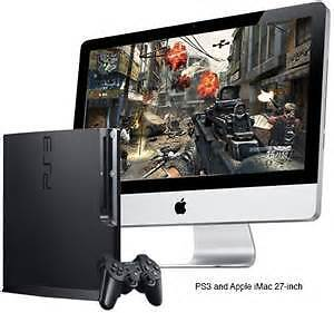 """Kanex XD - Connect your Xbox 360/PS3/Blu Ray to iMac 27"""""""