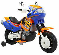 Brand New Child Ride On Motorcycle with Training Wheels Music