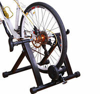 Indoor Kinetic Bike Bicycle Mountain Trainer - Black BRAND NEW
