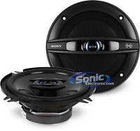 "Sony Xplōd XS-GT1327A 5-1/4"" 2-way car speakers"