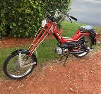 Bombardier puch moped for Sale!
